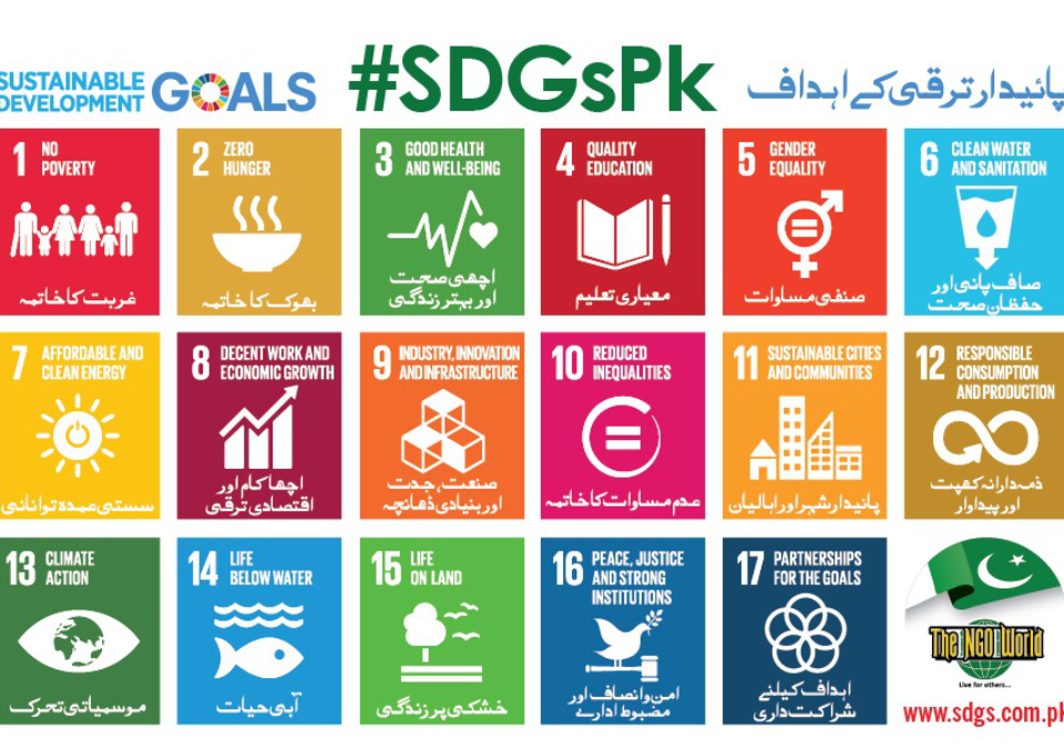 Speaking SDGs in Urdu