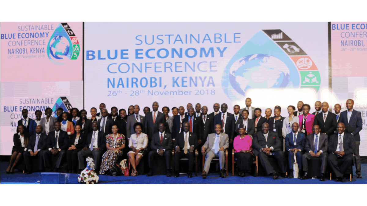 Sustainable Blue Conference (Nairobi, Kenya)