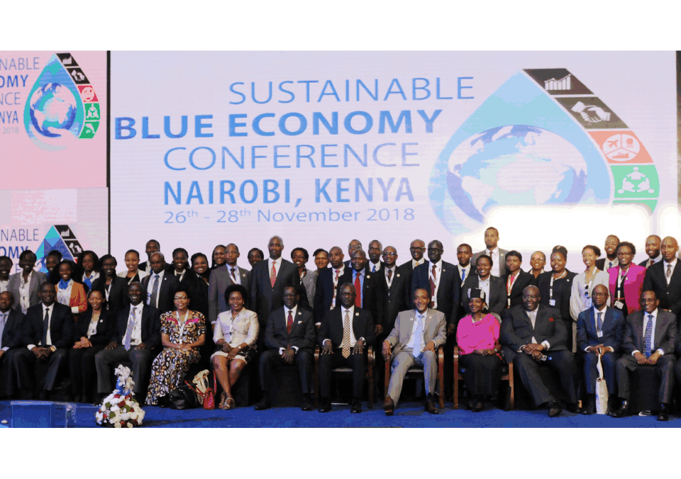 Sustainable Blue Conference (Nairobi, Kenya)