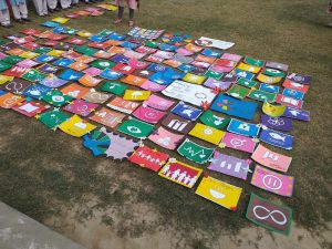 Girls Students of Pakistan Highlights the Importance of SDGs (1)