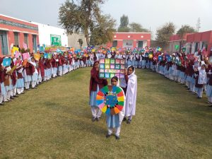 Girls Students of Pakistan Highlights the Importance of SDGs (3)