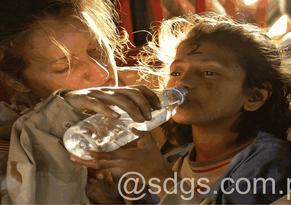 """Basic Human Rights"" New UN Water Development Report"