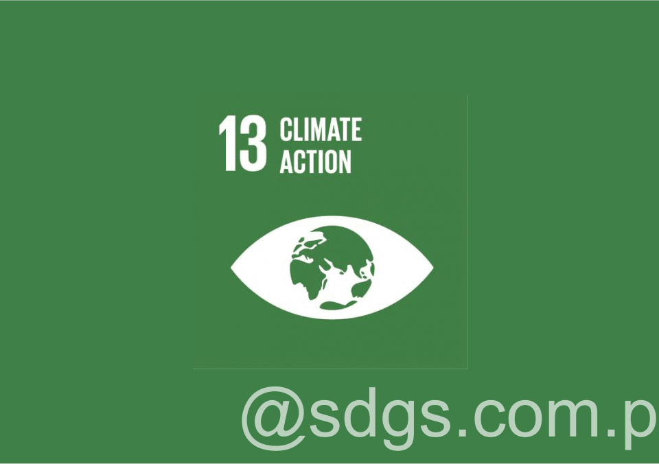Environment-related SDG Indicators.
