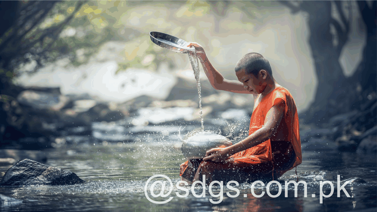 SDG Knowledge Water and Linkages to Data.