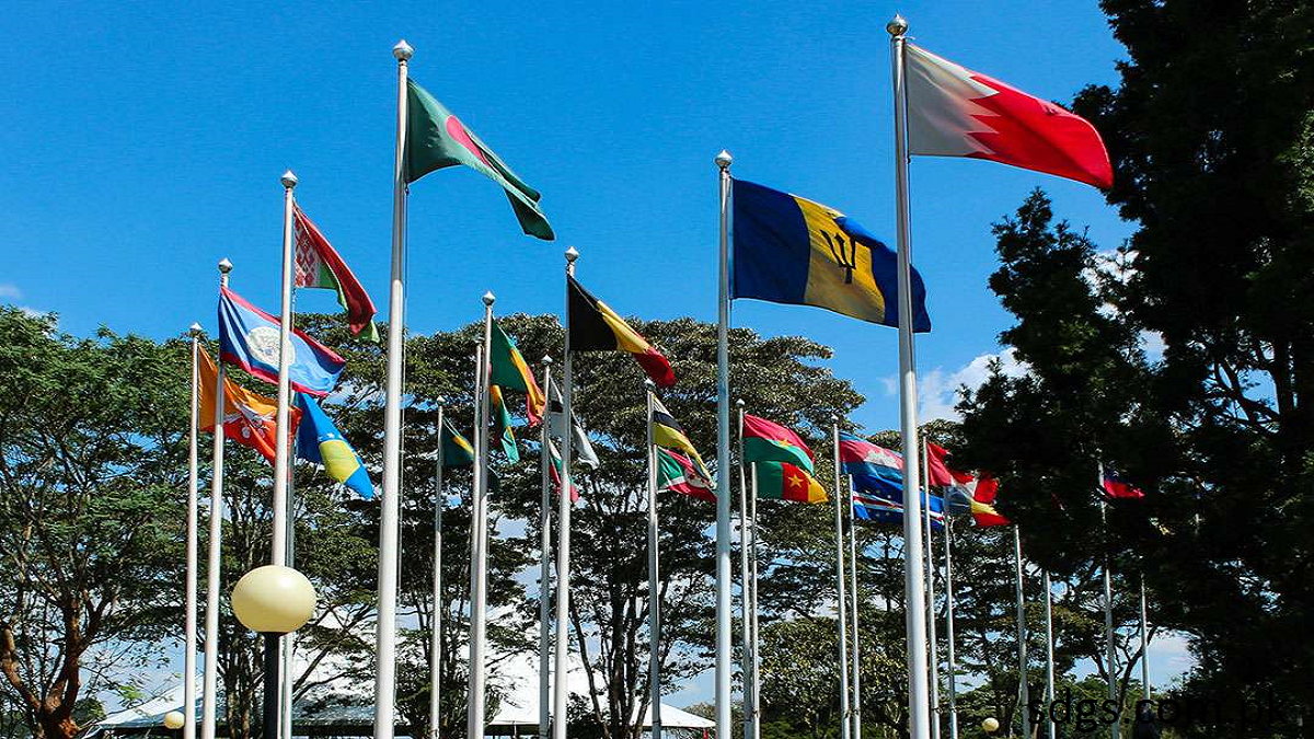 Chairperson Urge Greater Momentum on SDGs