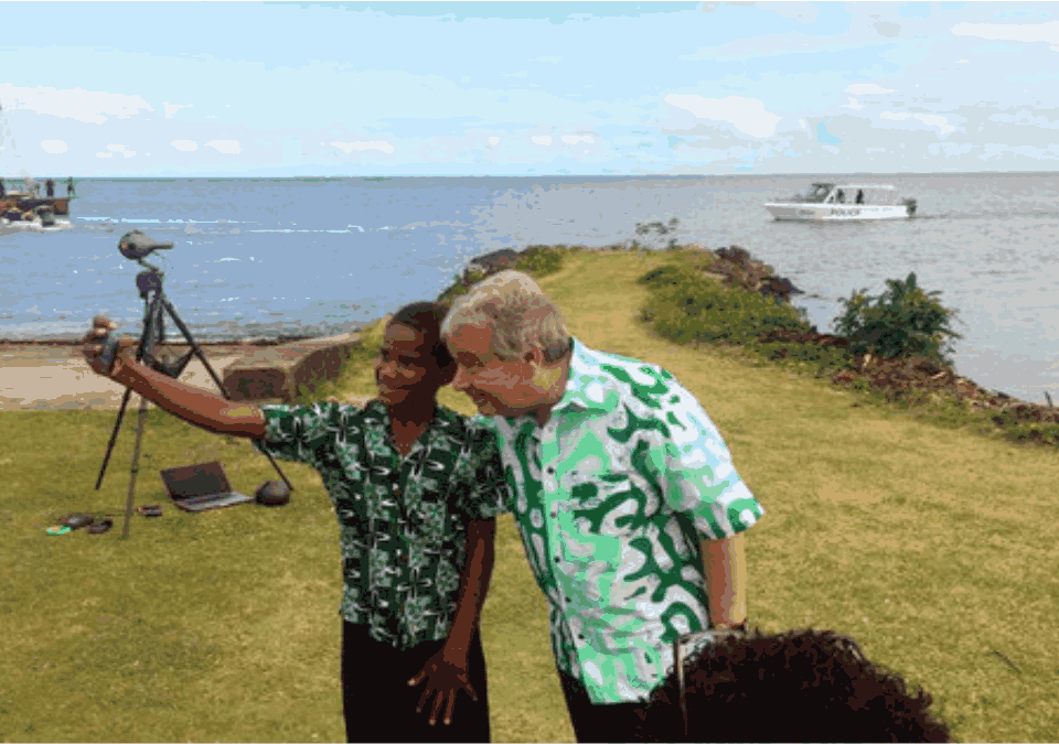 UN chief praises New Zealand premier's